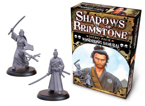 Shadows of Brimstone: Hero Pack – Wandering Samurai [Expansion]
