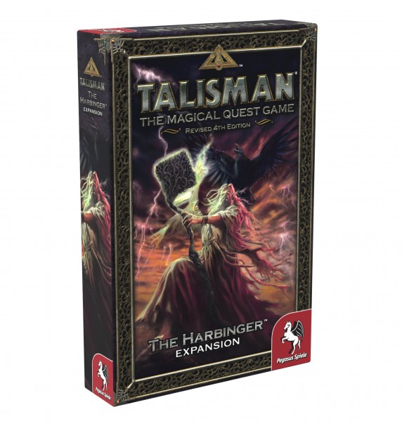 Talisman: The Harbinger [Expansion]