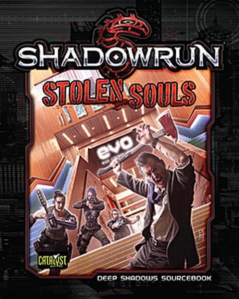 Shadowrun: Deep Shadow - Stolen Souls
