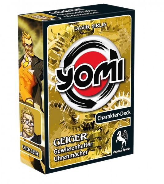 Yomi Einzeldeck Geiger