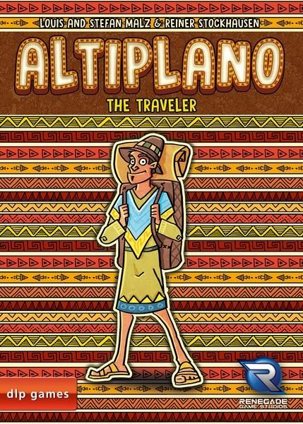 Altiplano: The Traveler [Expansion]