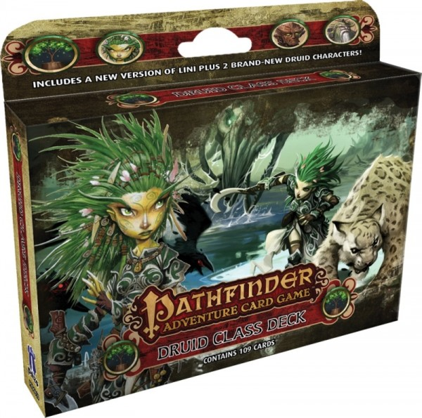Pathfinder Adventure Card Game: Druid Class Deck