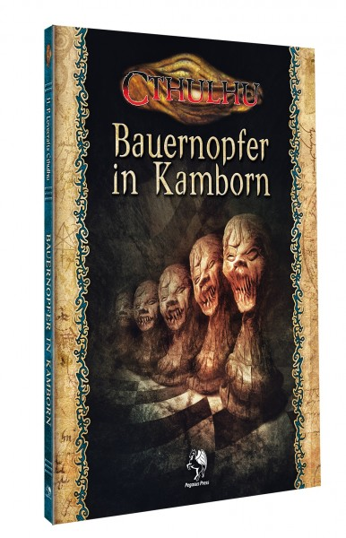 Cthulhu: Bauernopfer in Kamborn (Softcover)