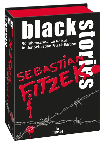 black stories – Sebastian Fitzek