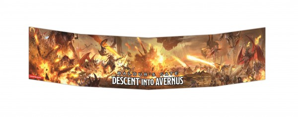 Dungeons & Dragons: Descent into Avernus - DM Screen