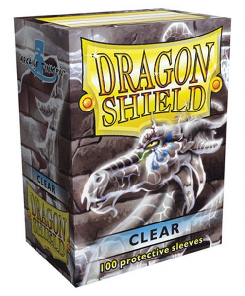 Dragon Shield: Clear (100)