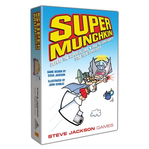 Super Munchkin (englische Ausgabe)