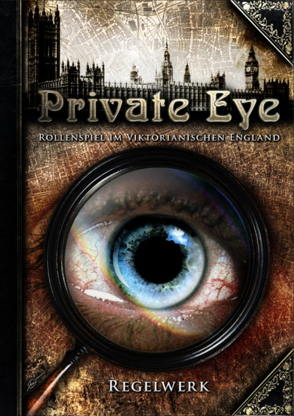 Private Eye Rollenspiel (6. Auflage)