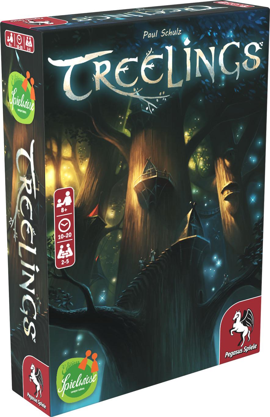 Treelings -  Pegasus Spiele