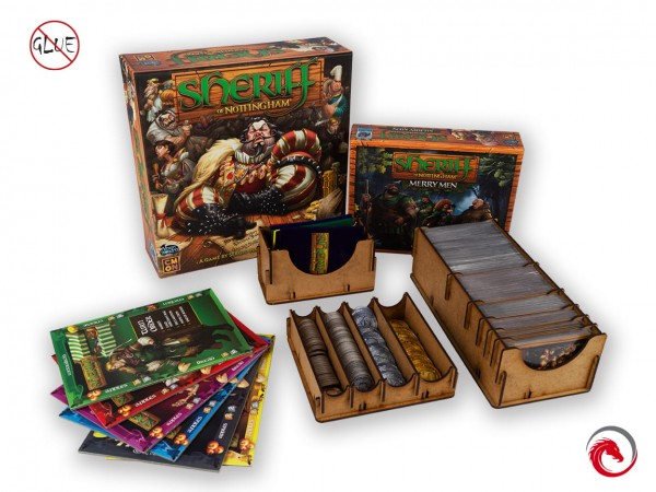 Insert: Sheriff of Nottingham + Expansion