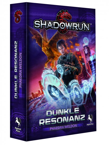 Shadowrun Roman: Dunkle Resonanz