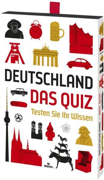Deutschland – Das Quiz