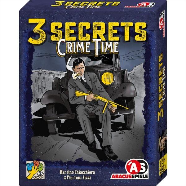 3 Secrets – Crime Time