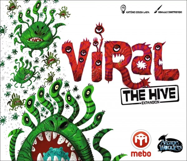 Viral: The Hive Expansion