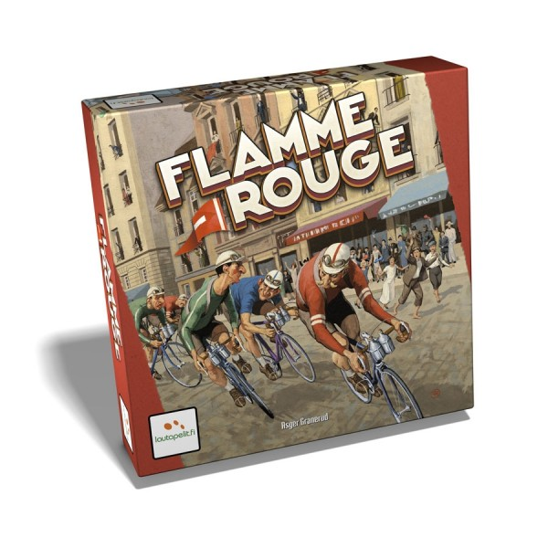 Flamme Rouge (English)