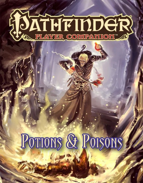 Pathfinder: Potions & Poisons