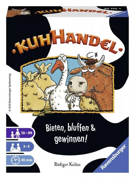 Kuhhandel - Bieten, bluffen & gewinnen!