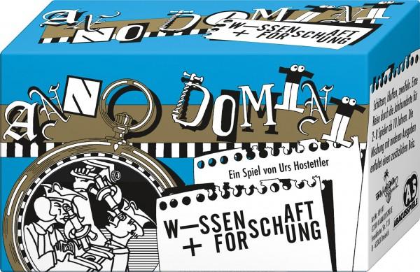 Anno Domini – Wissenschaft+Forschung
