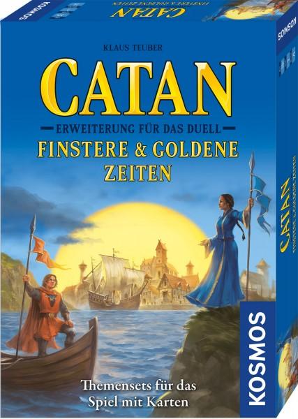 Catan – Das Duell: Finstere & Goldene Zeiten[Erweiterung](2 Spieler)