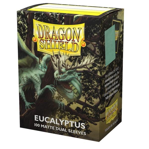 Dragon Shield: Matte – Dual Eucalyptus (100)