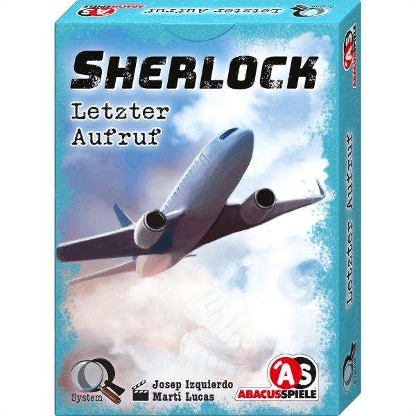 Sherlock – Letzter Aufruf (Empfohlen Spiel des Jahres 2019)
