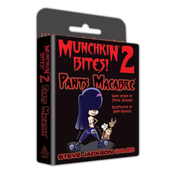 Munchkin Bites 2:Pants Macabre (englische Ausgabe)