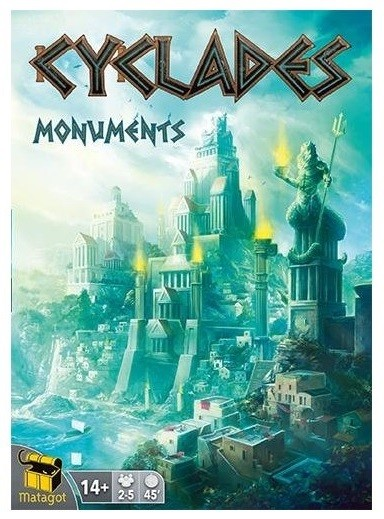 Cyclades: Monuments [Expansion]