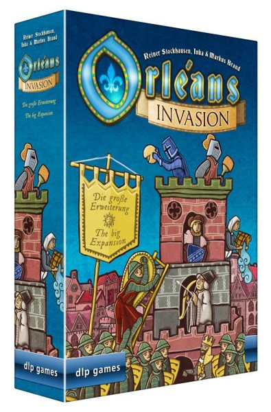 Orléans Invasion