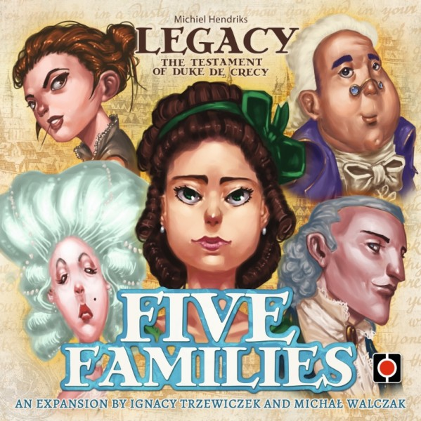 Legacy: Five Families Expansion