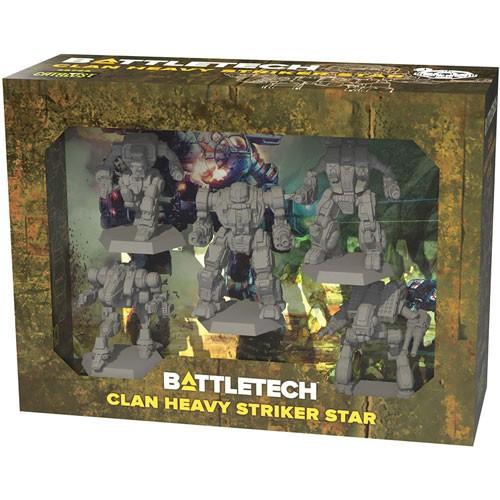 BattleTech: Heavy Striker Star