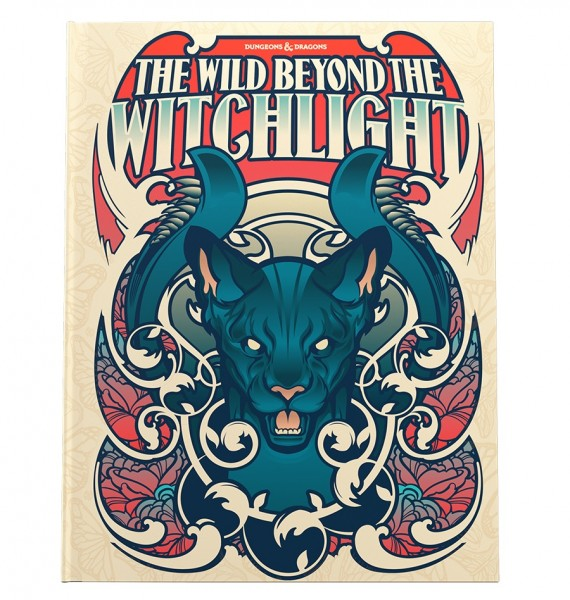 D&D: RPG Adventure The Wild Beyond the Witchlight – A Feywild Adventure (Alternate Cover)