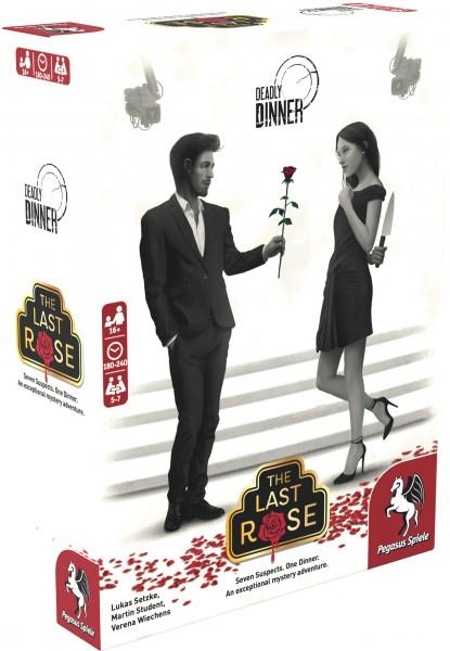 Deadly Dinner – The Last Rose