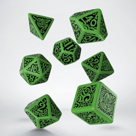 Call of Cthulhu: The Outer Gods Cthulhu Dice Set (7)
