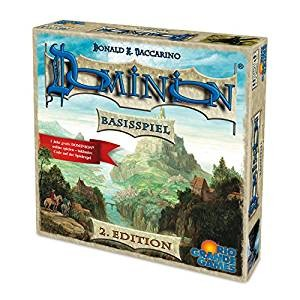 Dominion: Basisspiel 2. Edition