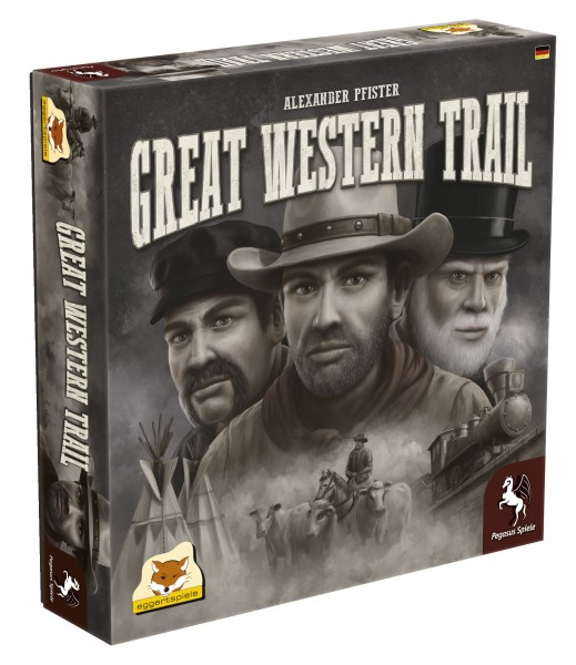 Great Western Trail (eggertspiele)