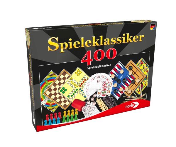 Spielesammlung 400 Spielmöglichkeiten