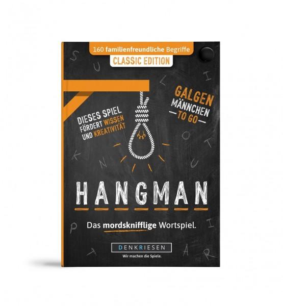 "HANGMAN – Classic Edition ""Galgenmännchen TO GO"""