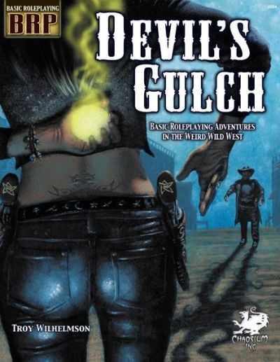 Basic Role Playing: Devil's Gulch
