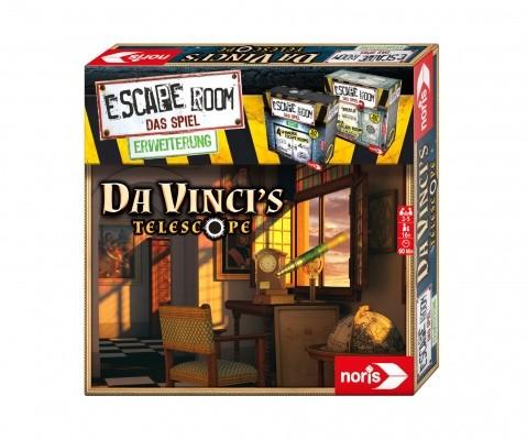 Escape Room: Da Vinci's Telescope [Erweiterung]