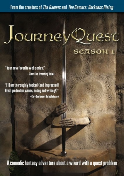 The Gamers: Journey Quest, Season 1 (DVD)
