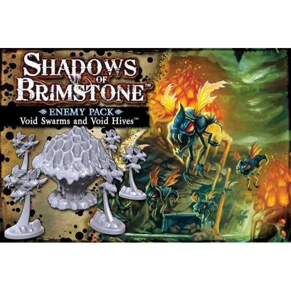 Shadows of Brimstone: Enemy Pack – Void Swarms [Expansion]