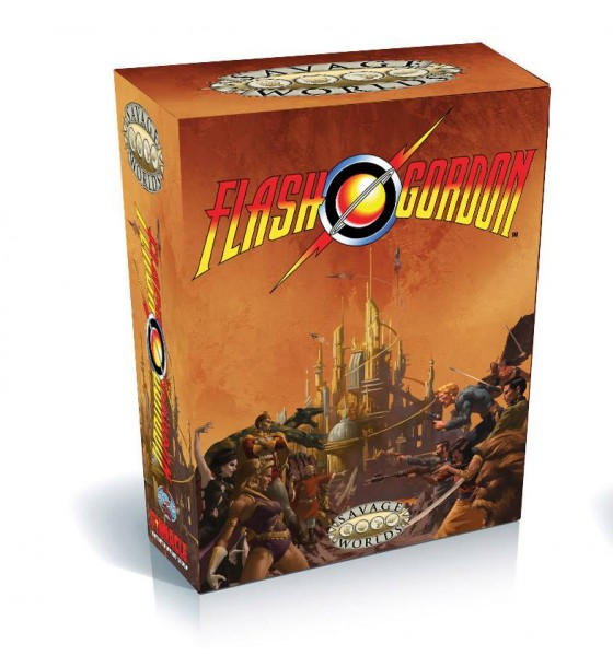 Flash Gordon Box Set