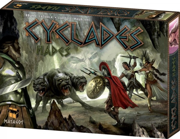 Cyclades: Hades [Expansion]