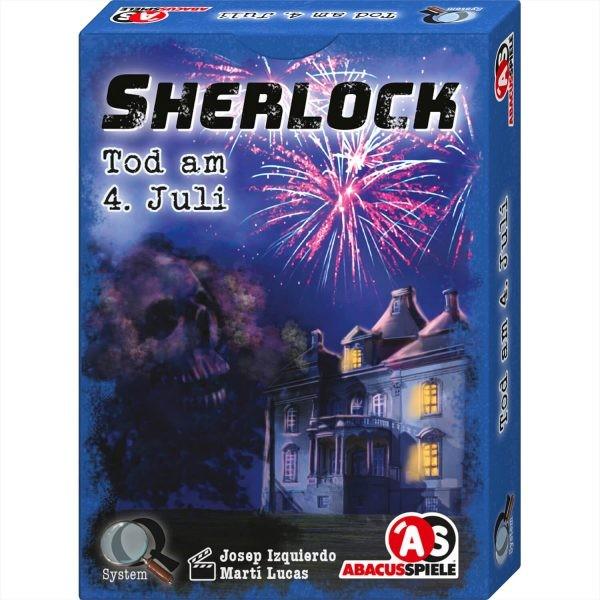 Sherlock – Tod am 4. Juli *Empfohlen Spiel des Jahres 2019*