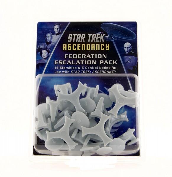 Star Trek: Ascendancy - Federation Ship Pack