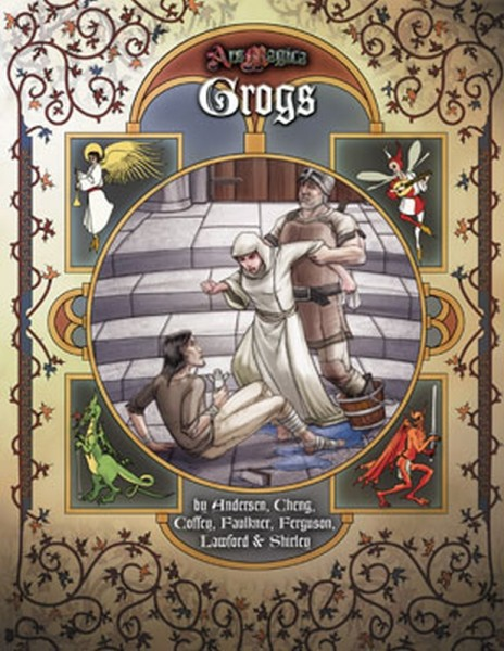 Ars Magica: Grogs
