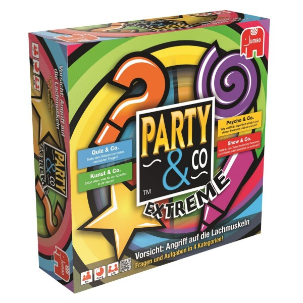 Party & Co. - Extreme