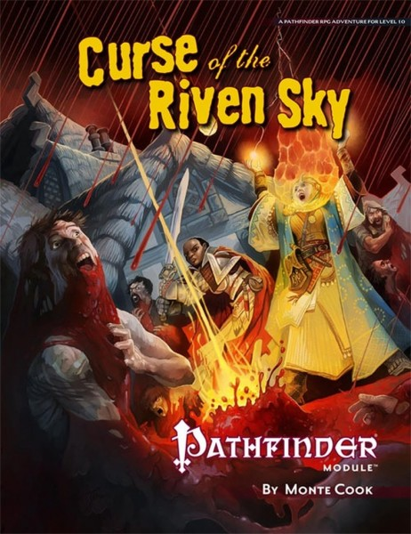 Pathfinder: Curse of the Riven Sky