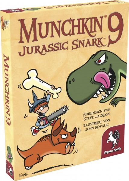 Munchkin 9 - Jurassic Snark
