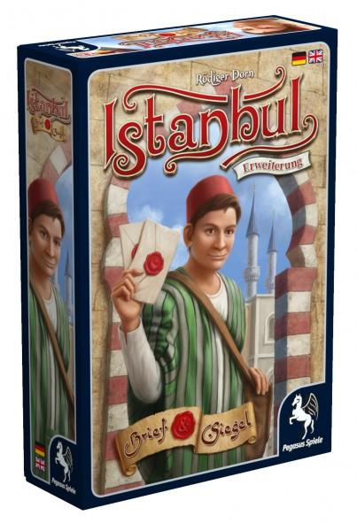 Istanbul: Brief & Siegel